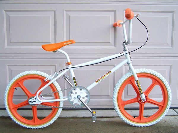 1985 Mongoose Californian - BMXmuseum  | '80's BMX and Skate