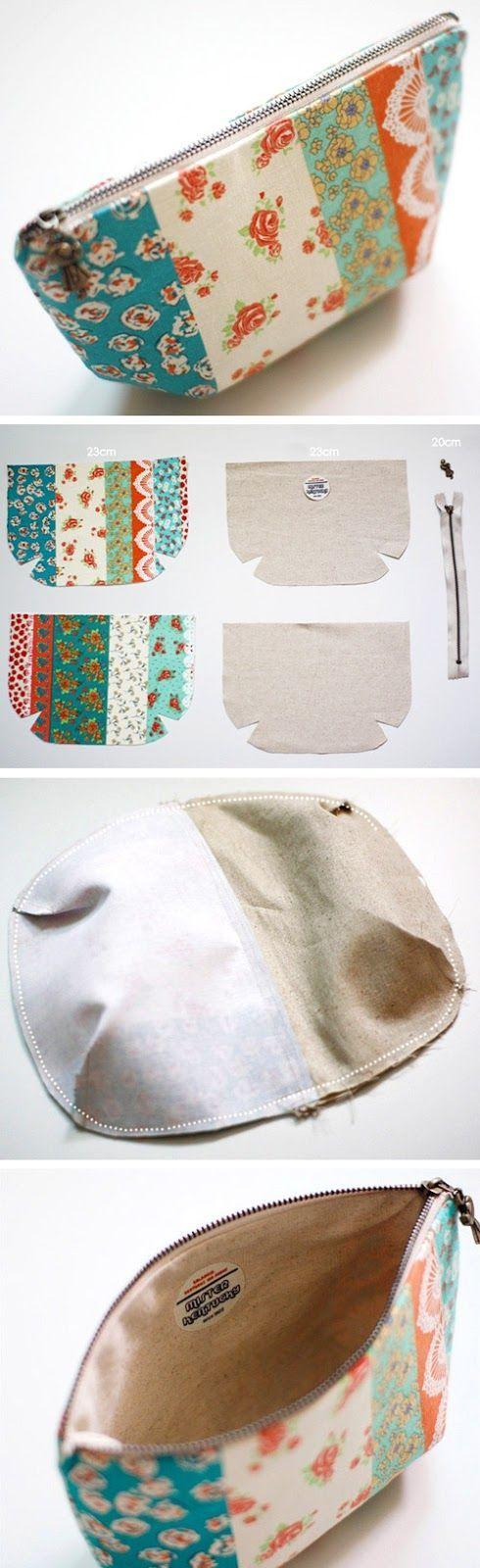 Necesserie   Pra fazer   Pinterest   Costura, Bolsa y Bolsos