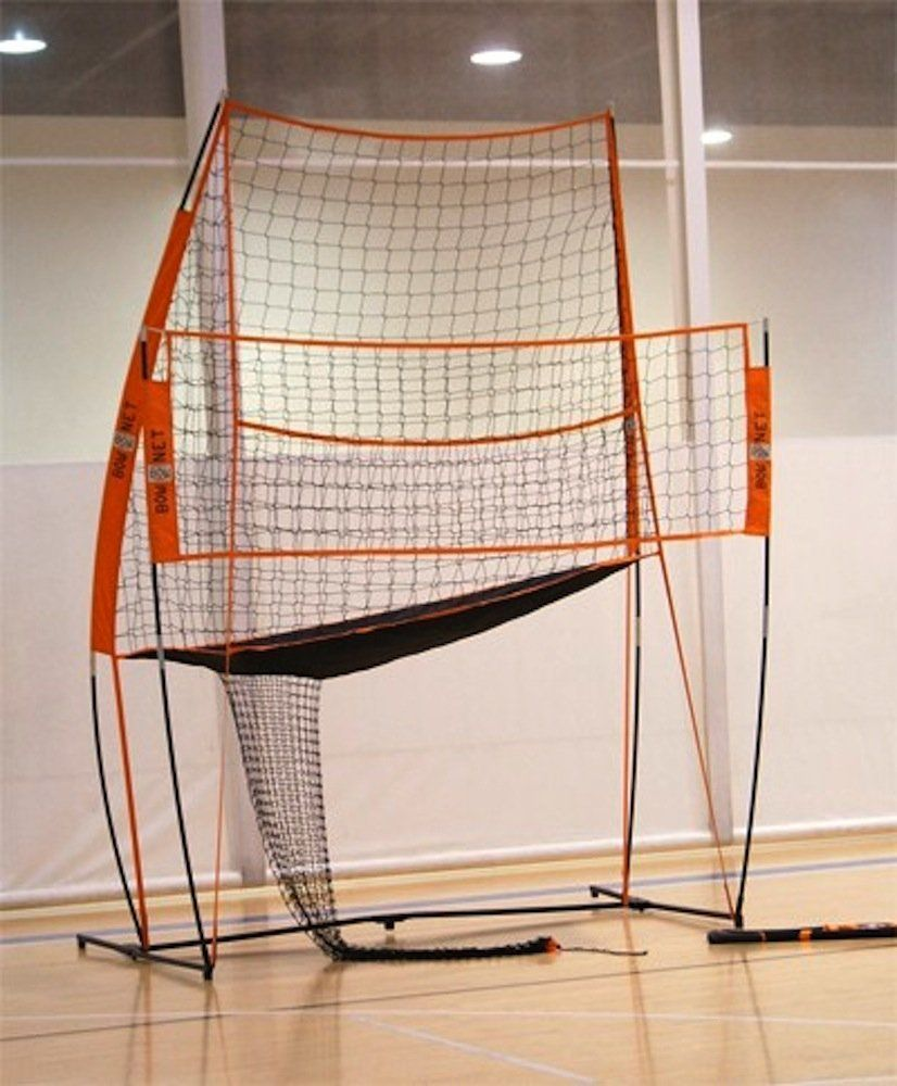 Are You Serious About Volleyball Yes Get The Edge With This Truly Amazing Bow Net Volleyball Practice Station Check It Out Here Http Volleyballdrills Volei