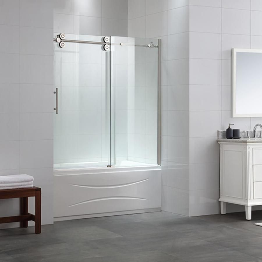 Advantages And Disadvantages Of Bathtub Sliding Doors In 2020