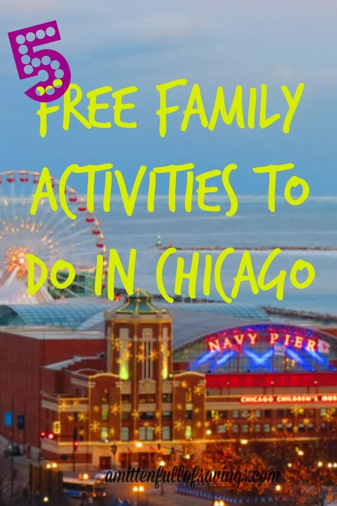 activities to do in chicago