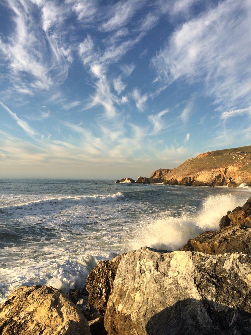Rockaway Beach In Pacifica California