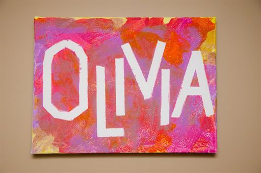 Easy Canvas Painting For Tweens