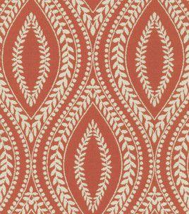 Home Decor Fabrics Waverly Carino / Papaya At Joann.com They Have This Same