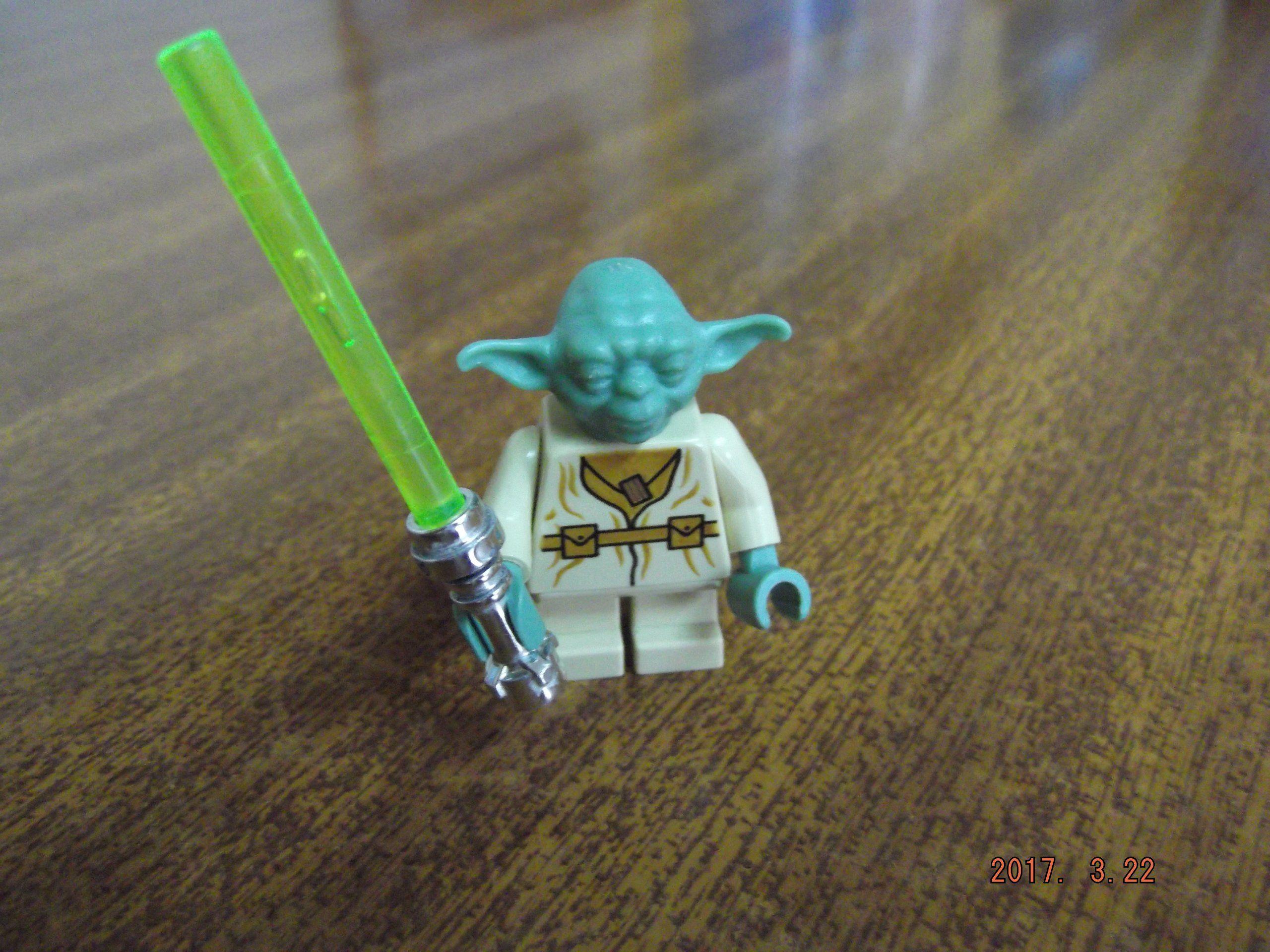 Mistrz Yoda Joda Lego Star Wars Oryginal 6761550522 Oficjalne Archiwum Allegro Lego Star Wars Lego Star Lego