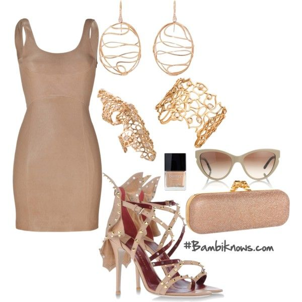 """#Bambiknows.com"" by bambimontgomery on Polyvore"
