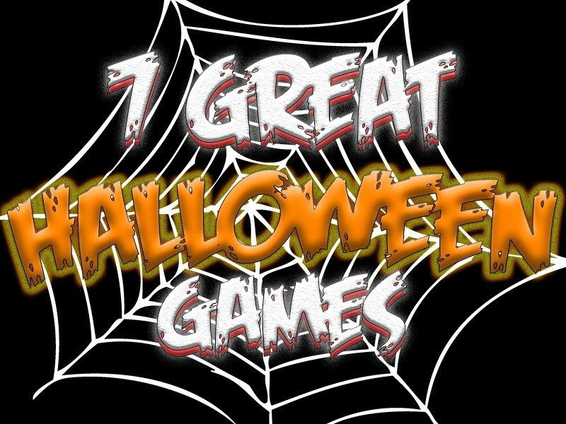 7 Great Halloween Games Halloween Games Halloween Youth