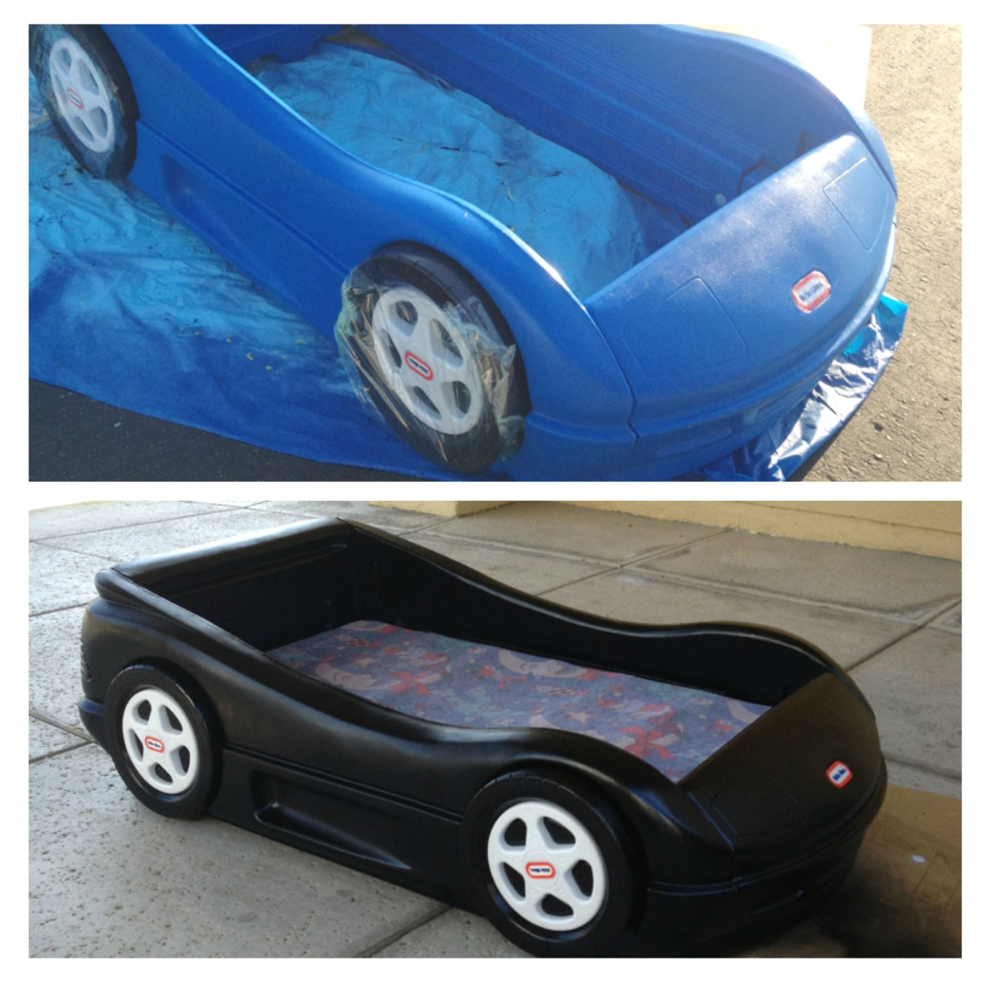 Little Tikes Race Car Bed Will Be The Coolest Bed In The Neighborhood Race Car Beds From A Name You Can Trust Will Make Fe Car Bed Red Sports Car Twin