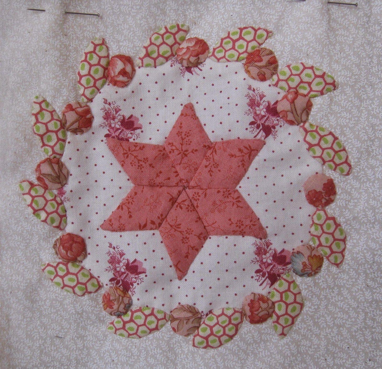 Stonefields quilt van Susan Smith gemaakt door atelierprins.blogspot ...