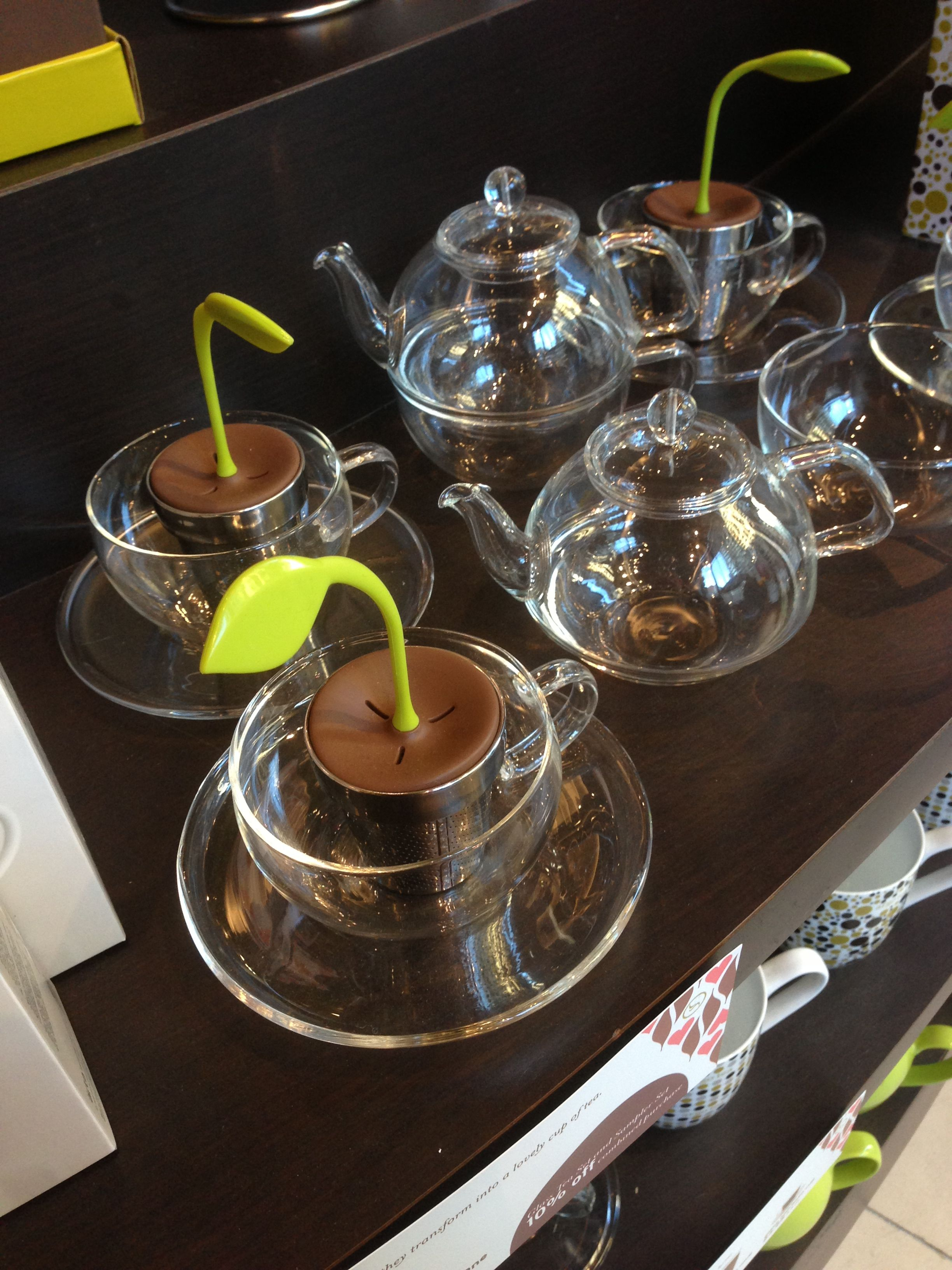 tea infusers from argo tea cafe too cute in my. Black Bedroom Furniture Sets. Home Design Ideas