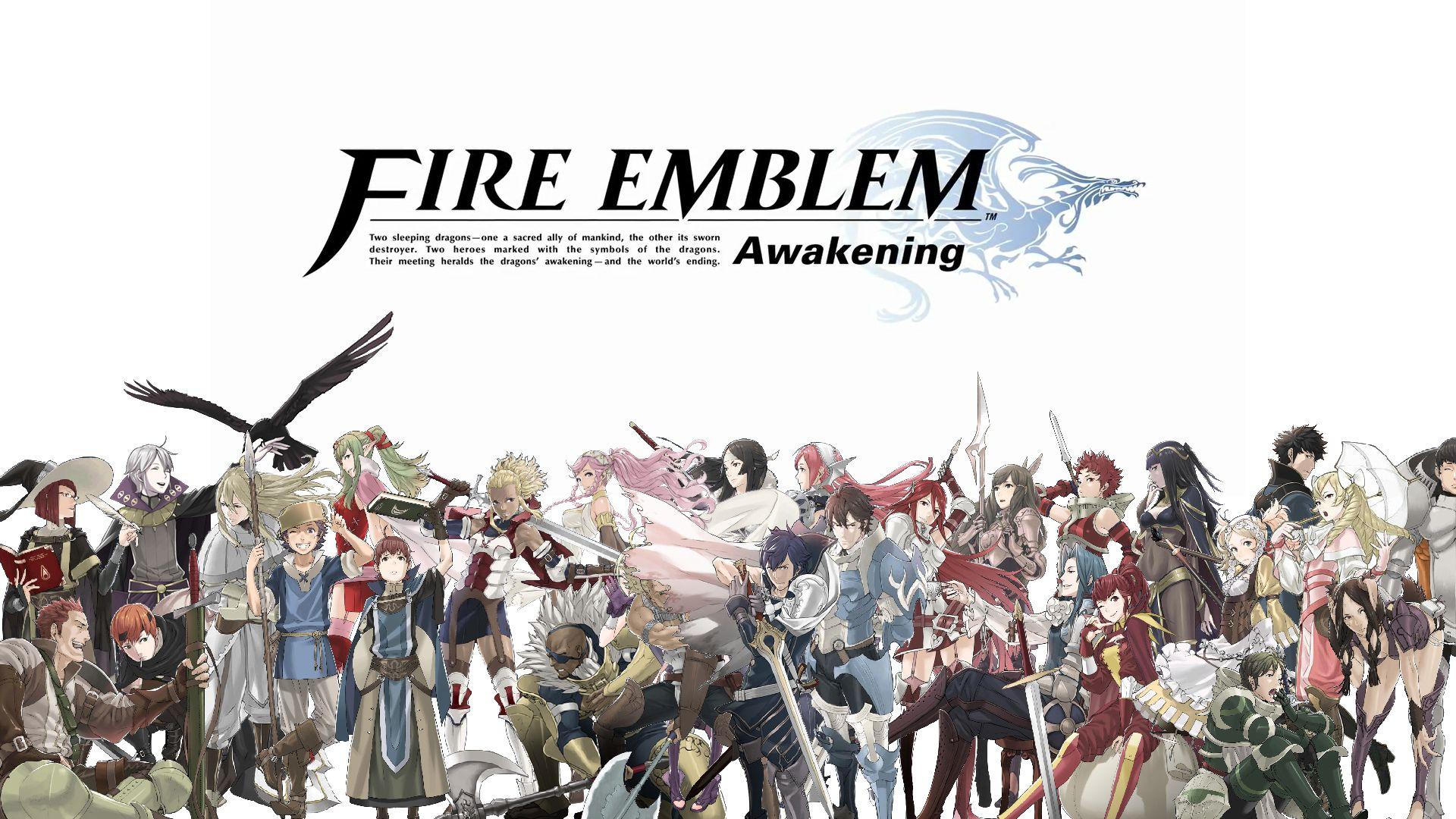Image Result For Fire Emblem Awakening Wallpaper 1920x1080 Fire Emblem Awakening Fire Emblem Emblems