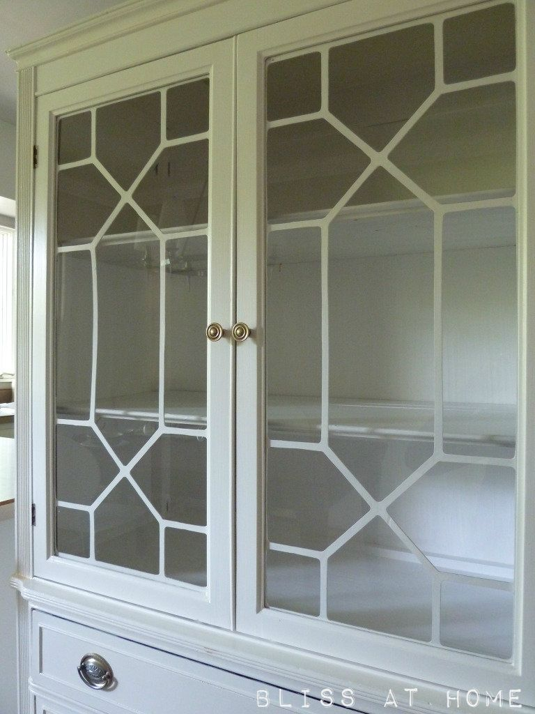 Pure White China Cabinet @ Bliss At Home