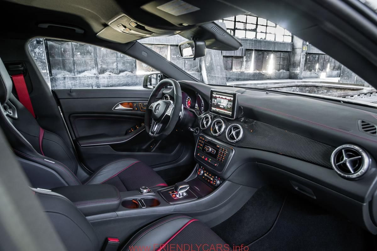 Cool Mercedes Cla Interior Ash Car Images Hd 2014 Mercedes Cla45