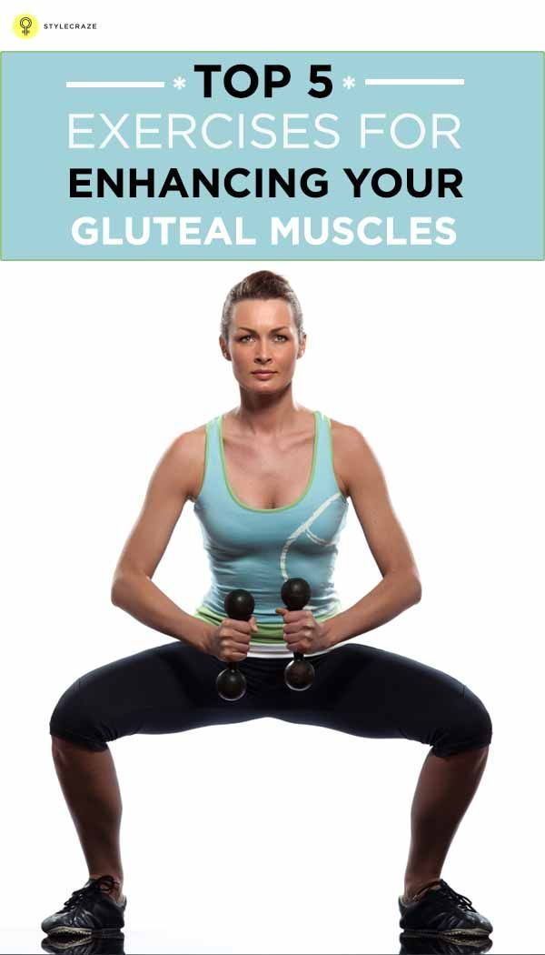 Gluteus Maximus Muscle Is One Of The Largest Muscles In The Body