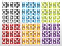 Iconos en vectores gratis