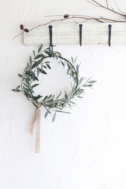 Photo of Make a wreath of olive leaves in the garden – wild flowers, garden flowers, flowers on the roadside