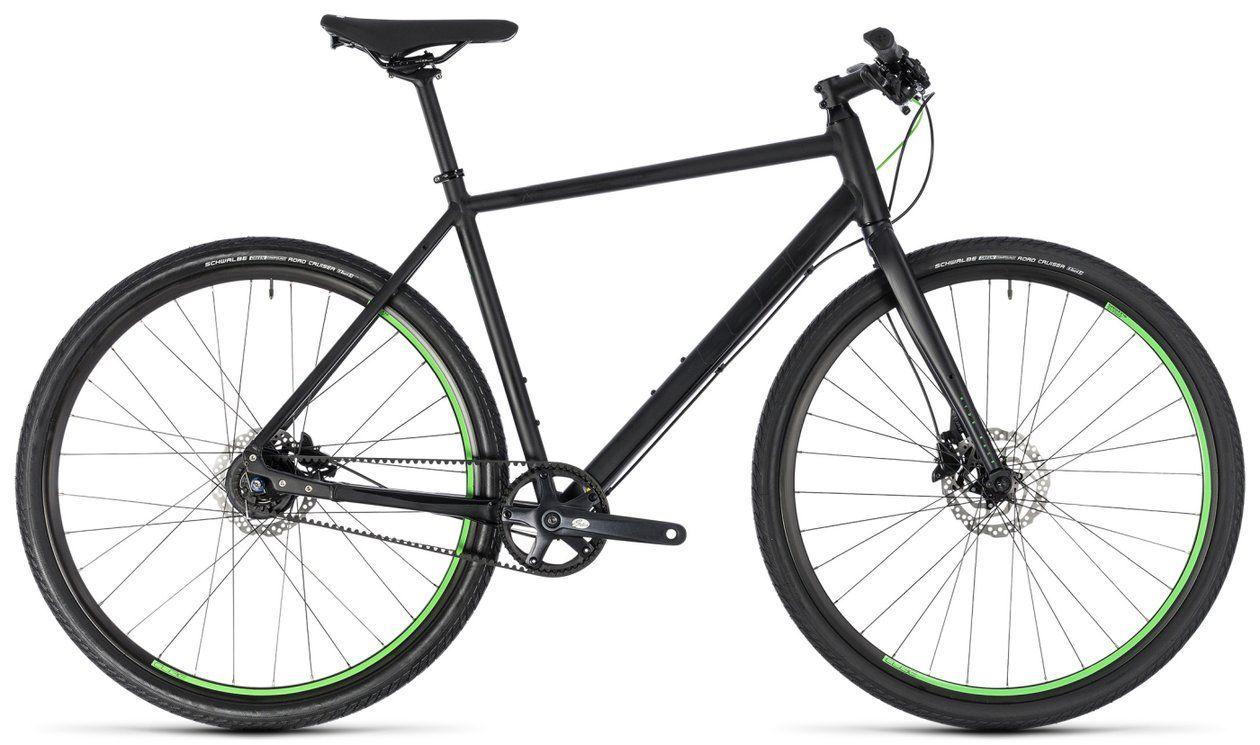 fahrrad cube hyde race x0035879