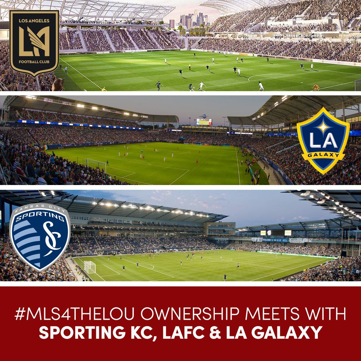 porting KC, LA Galaxy and LAFC have created winning team