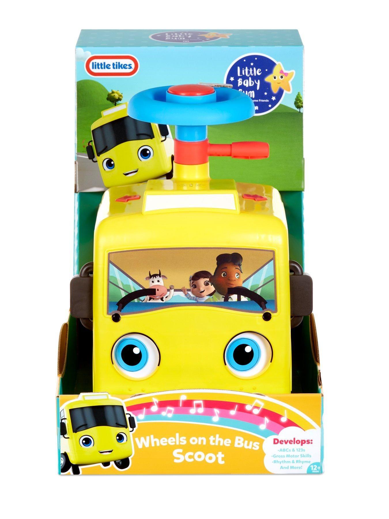 Little Baby Bum Wheels On The Bus Part 11 : little, wheels, Little