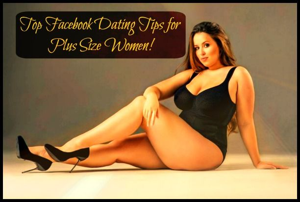 plus size online dating tips