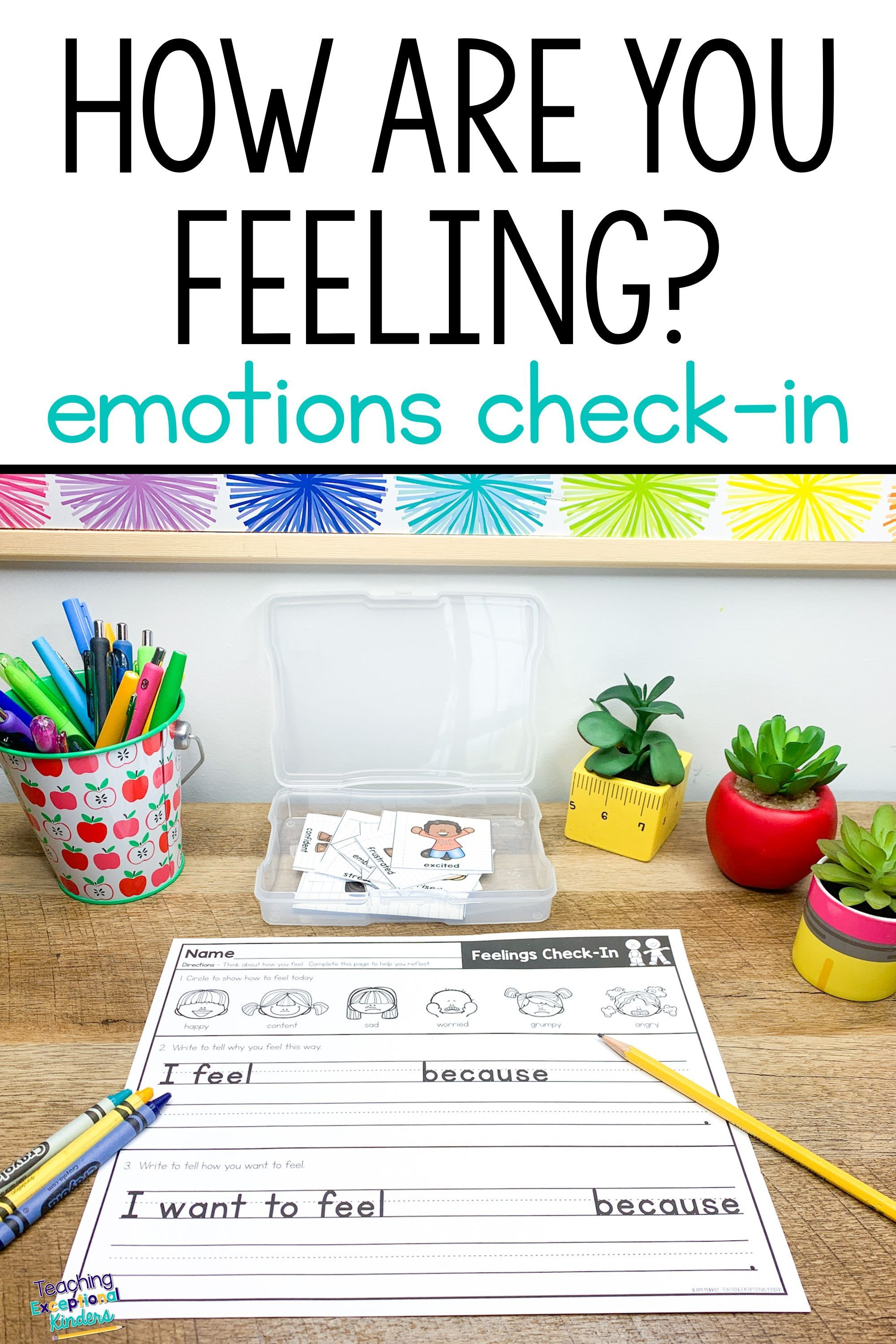 Emotions Check In