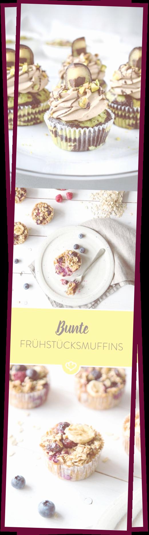 Photo of Mozartkugel Cupcakes Mit Pistazien-Schoko Marmor Muffin