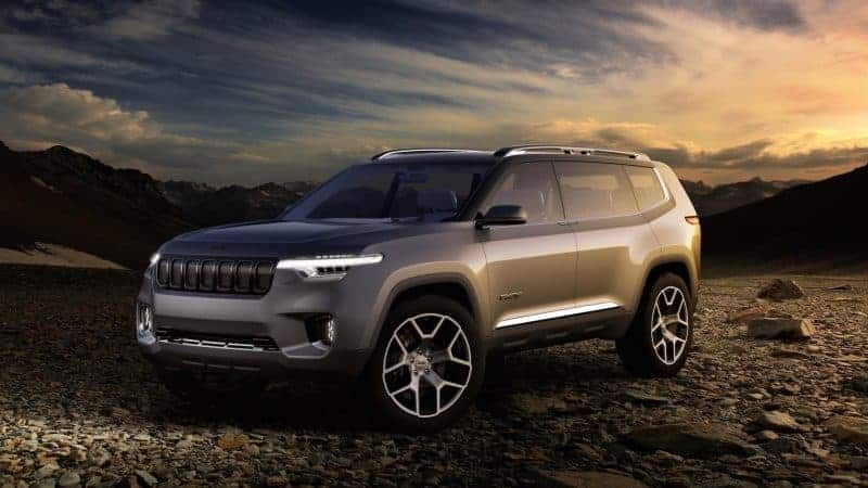 The Best Crossovers 2020 Will Bring To Market Jeep Grand Jeep Wagoneer
