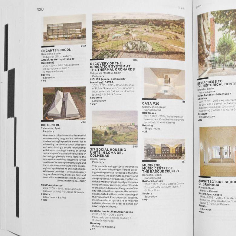 La Casa #20 en el catálogo de los EU Mies Award 2017   RUE space ...