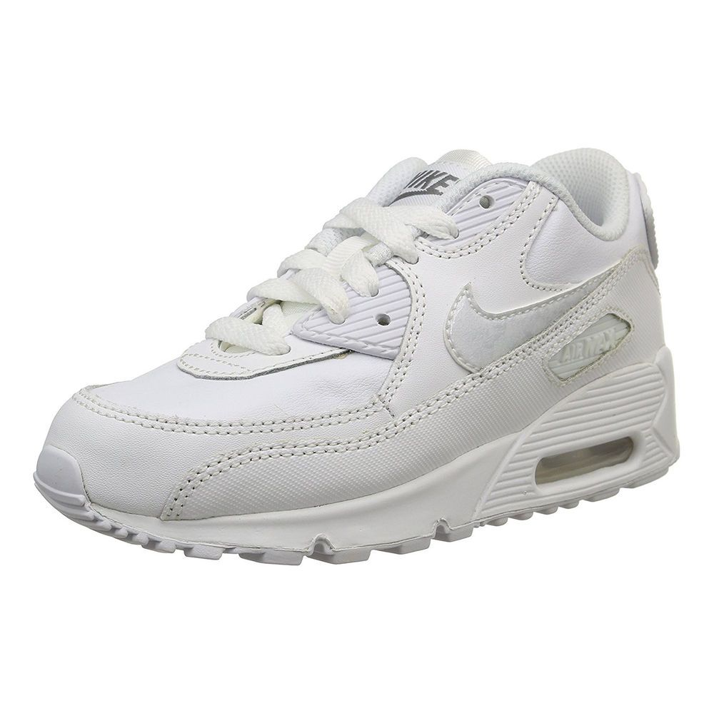 Nike little kids whitewolf grey air max ps sneakers sz