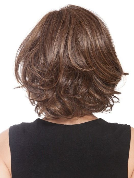 Crowd Pleaser   Synthetic Lace Front Wig (Mono Part)