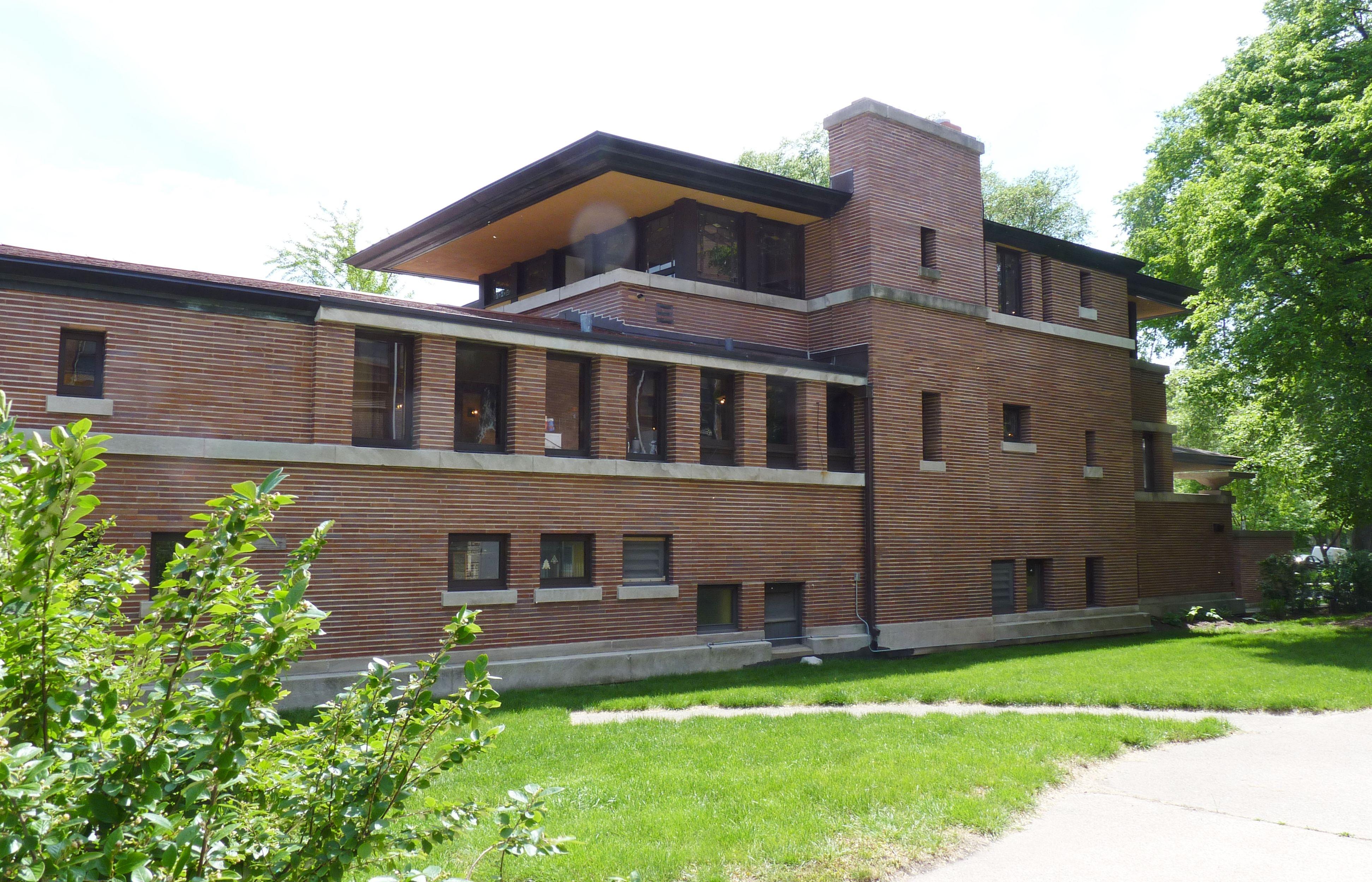 Luxury Frank Loyd Wrights House