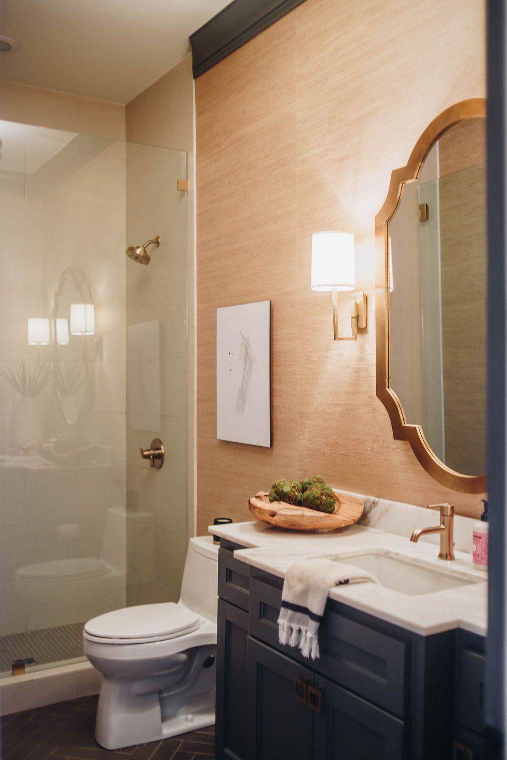 Chic Guest Bathroom Decor Ideas Guest Bathrooms Bathroom