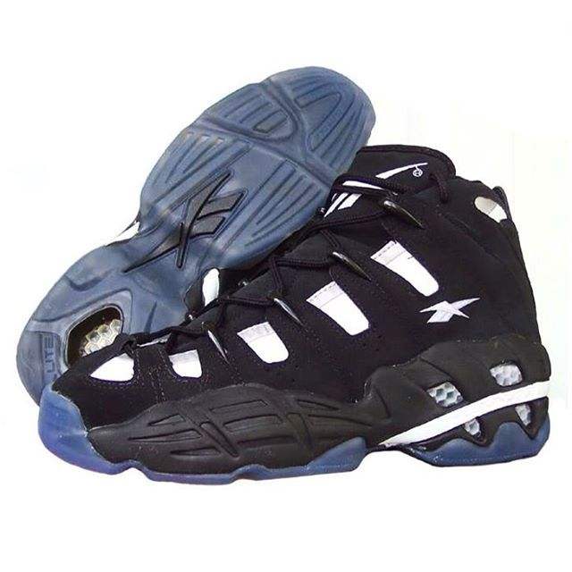 96afccf0361608 OG Reebok Aftershock. Shawn Kemp s shoe. Please give us a retro   reebokhoops