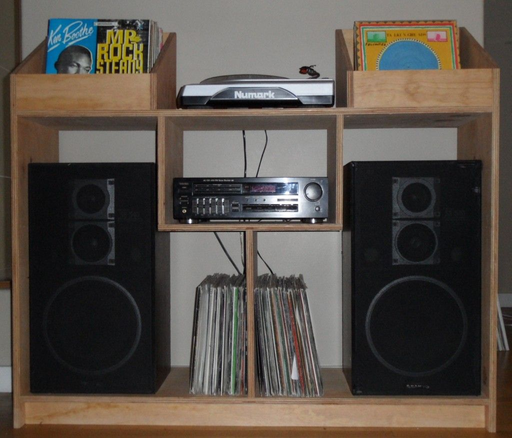Record cabinet wood projects pinterest record cabinet and woods