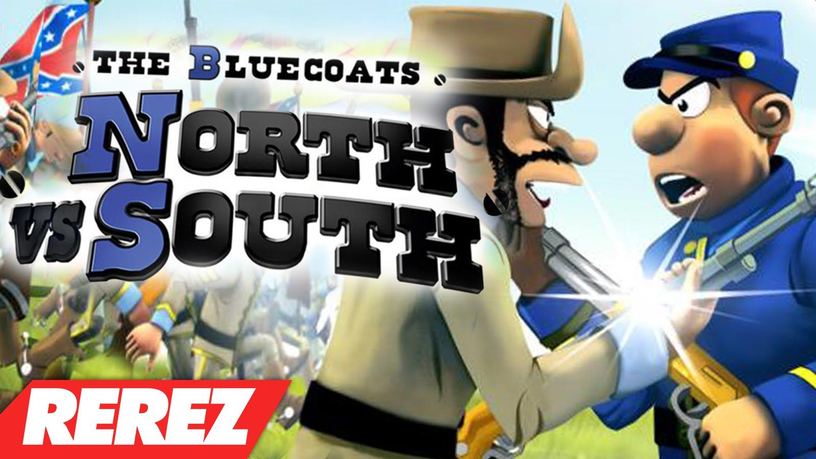 The classic game 'North & South' has been remastered for