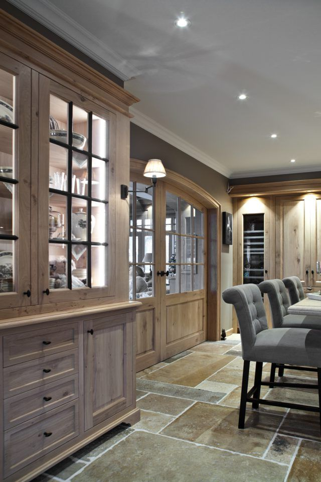 Houten keuken op maat also nice interior exterior homes pinterest rh
