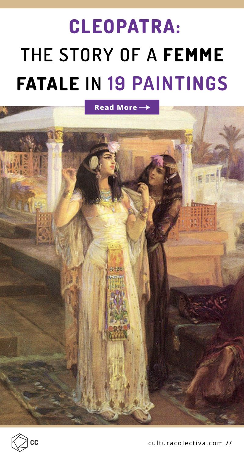 cleopatra biography summary