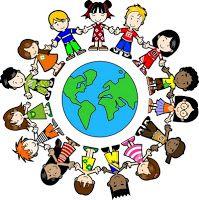 Disegni Da Colorare Di Bambini Intorno Al Mondo.Girotondo Di Bimbi Girotondo Di Tutto Il Mondo Video E