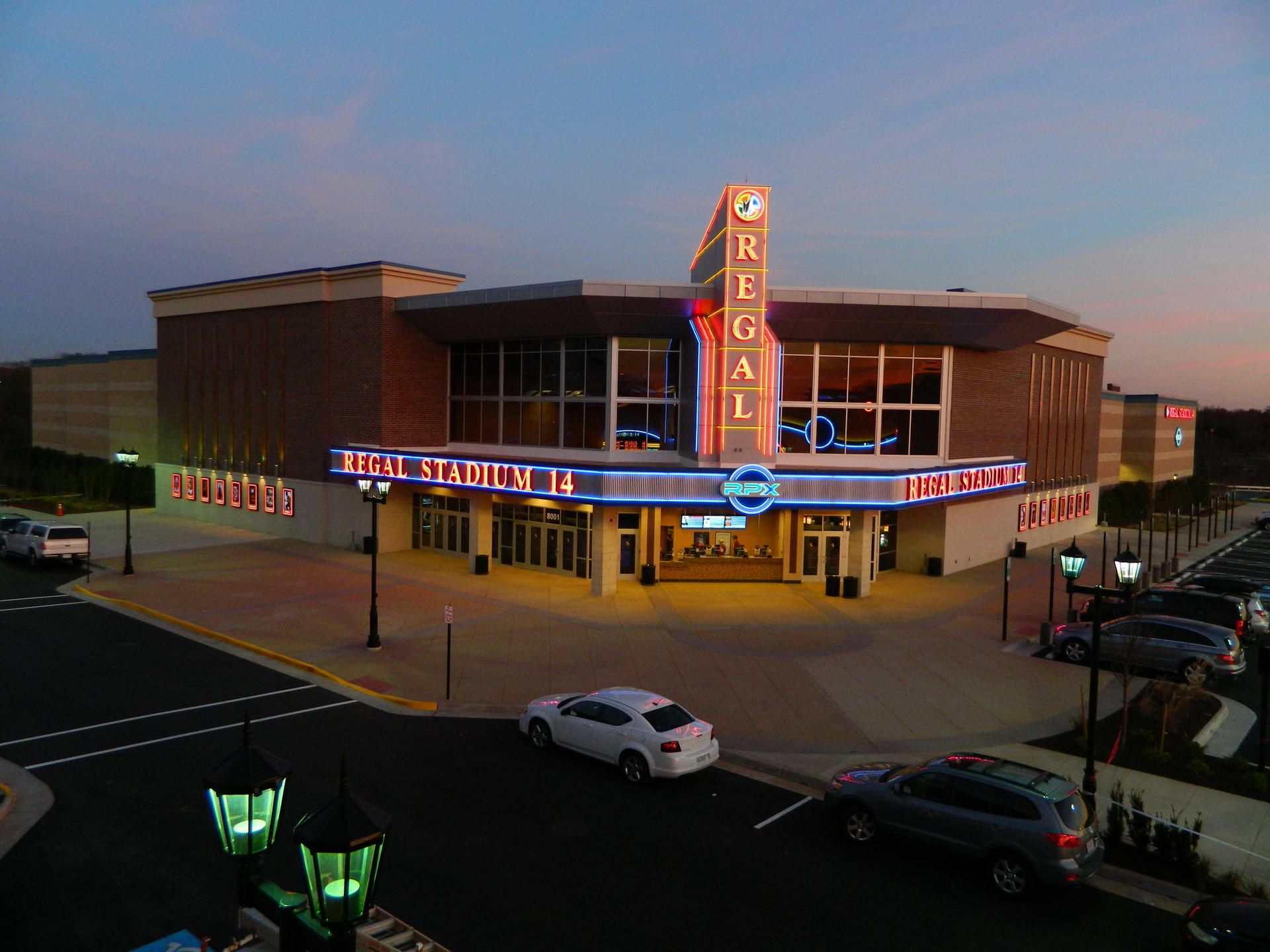 Gainesville Va Promenade At Virginia Gateway With Images
