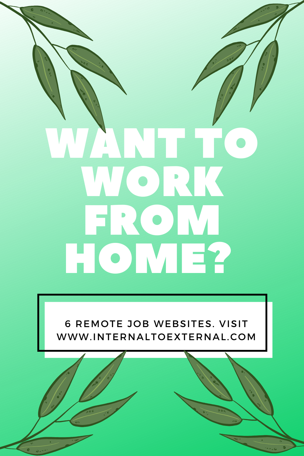 Wanting A Flexible Job That Allows You To Create Your Own Schedule Click The Link For 6 Resources Remote Jobs Flexible Jobs Career Development