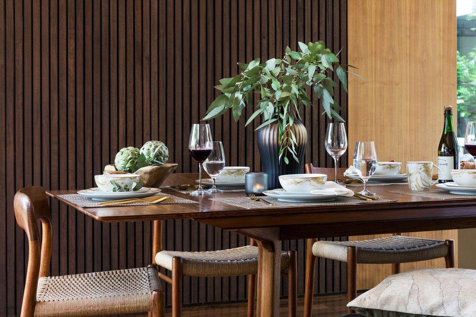 Natural Dining Room Interior Ideas Natural Dining Room Dining