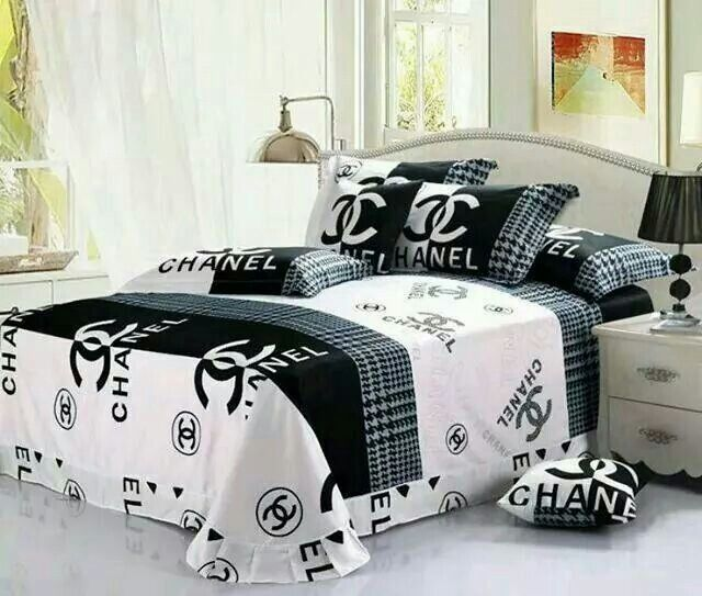 Chanel bedding set | ,  &  ...