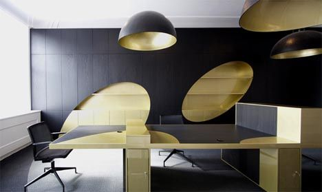 High End Office Design Alluring Glamoroushighendofficedesign  Office Design  Pinterest . Design Ideas