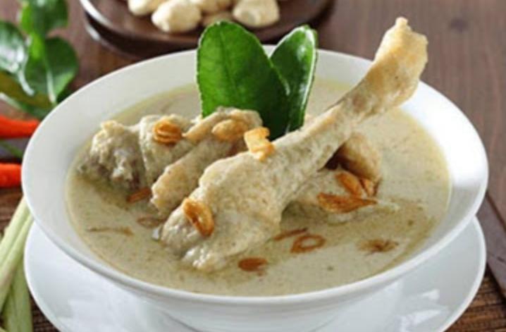 Resep Cara Membuat Opor Ayam Kuah Putih Resep Ayam Resep Resep Sederhana