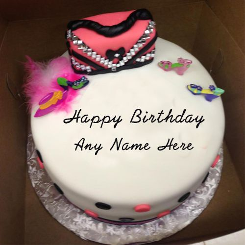 Birthday Cake Wallpaper With Name Editing Cakes Gallery 500x500 Pic Wallpapers 38