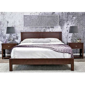 Pacifica King Platform Bed | New Bed | Pinterest