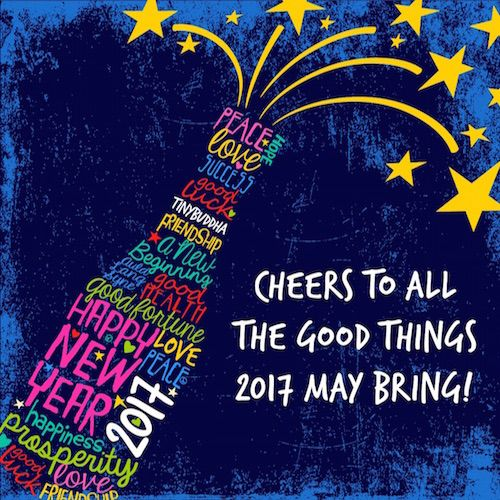 Happy New Year! (With images) | New year wishes quotes ...