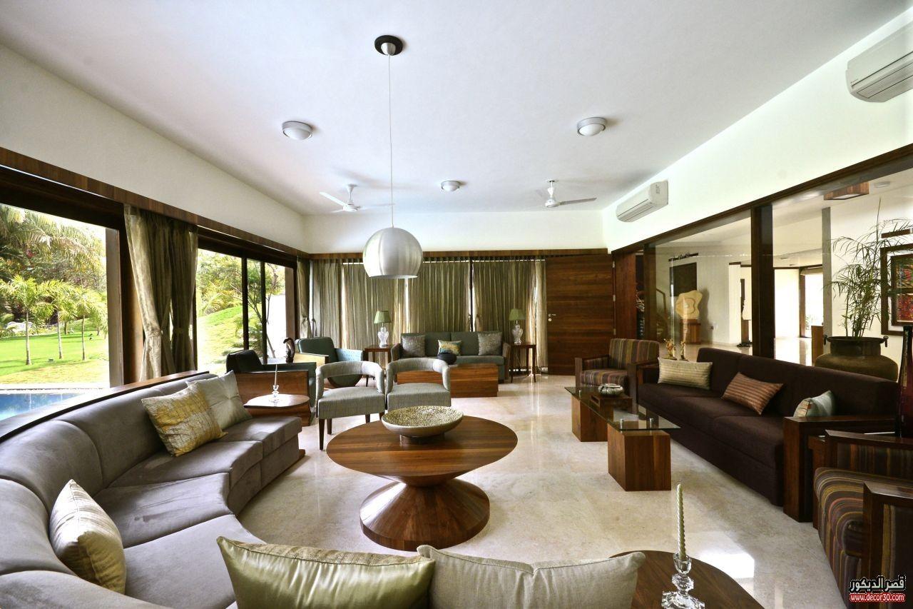 تصاميم منازل من الداخل والخارج بالصور Designs Houses قصر الديكور Luxury Living Room Trendy Living Rooms Curtains Living Room