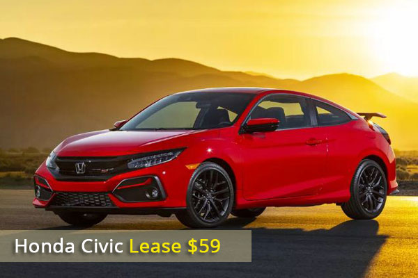 Honda Civic Lease Deals Honda Civic Honda Civic