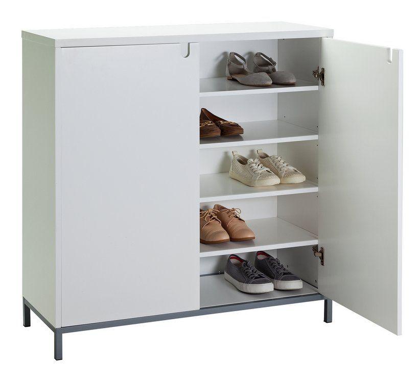 Home Francis Large Shoe Storage Cabinet White House